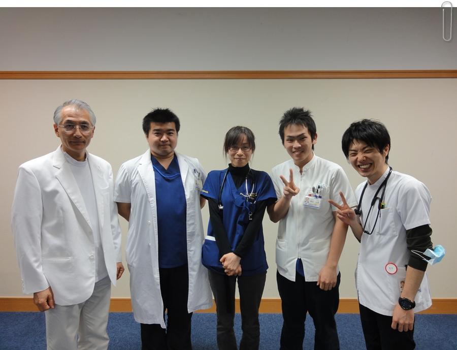 長崎医療センター初期研修医・後期研修医ブログ